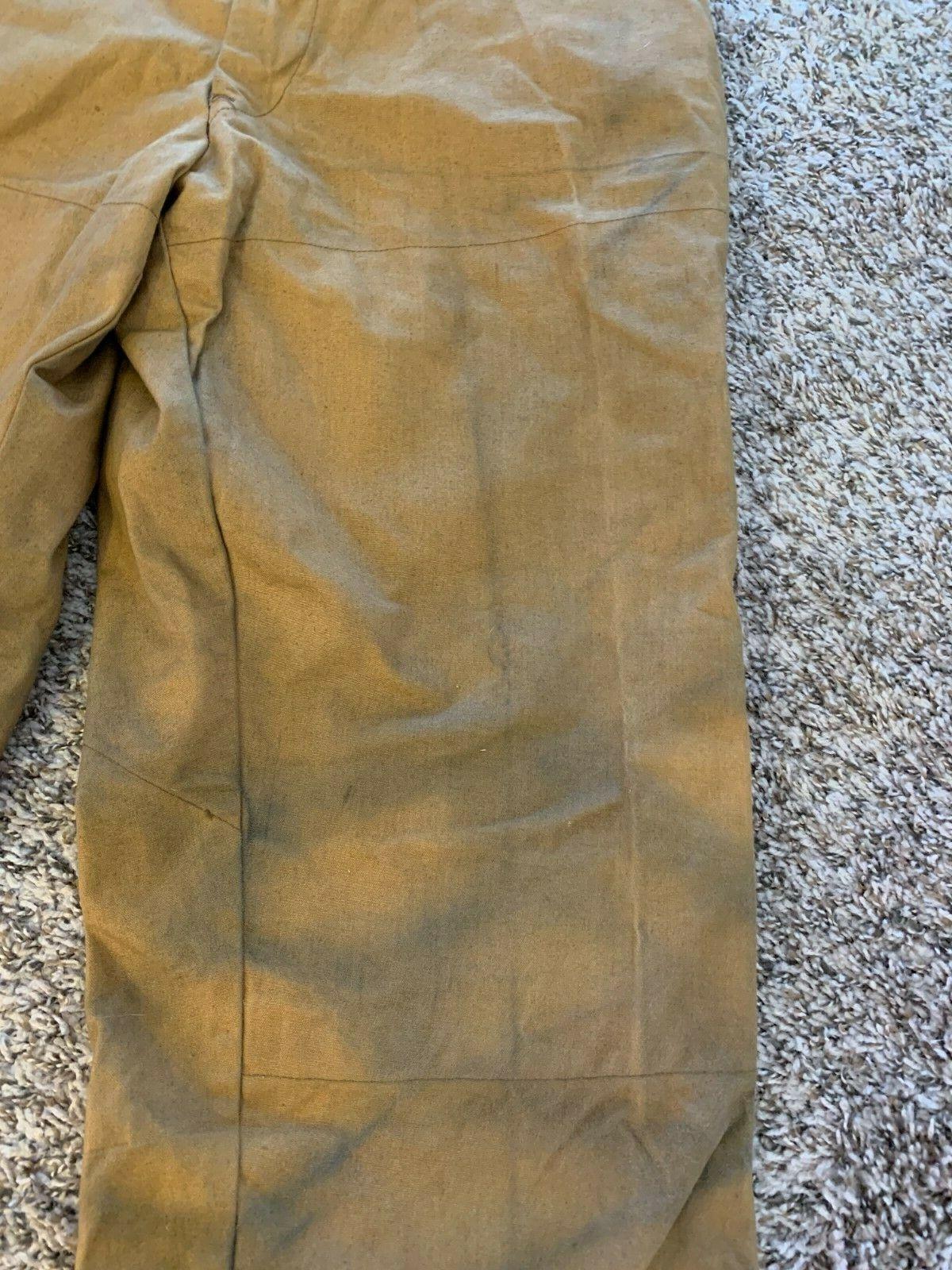 Vintage 1940's Hunting / Workwear Pants - Big Siz… - image 2