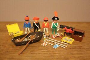 Playmobil Pirates 3480-A set complet sans boite