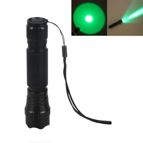 Military T6 Hunting Tactical 501B LED Flashlight 6000 lumen For Camping Hiking