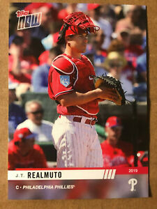 2019-Topps-NOW-Road-to-Opening-Day-OD-276-JT-Realmuto-Philadelphia-Phillies