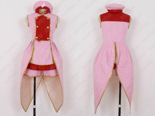 Cardcaptor Sakura Sakura Kinomoto Cosplay costume Dress full set