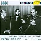 Beaux Arts Trio: Trio Recital 1960 - Johannes Brahms, Maurice Ravel (2012)