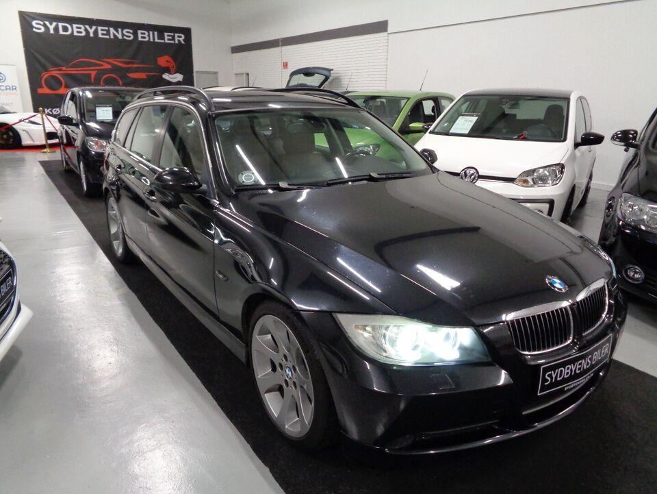 BMW 325d 3,0 Touring Steptr. Diesel aut. Automatgear