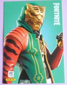 Trading Cards FORTNITE Serie 1: MASTER KEY # 219, Epic Outfit