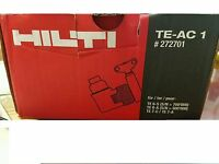 Hilti Te-ac 1 Right Angle Chuck In Box