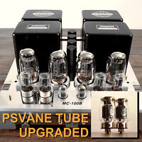 YAQIN MC-100B SV KT88 Vacuum Tube Hi-end Integrated Power Amplifier 110v-240v UK