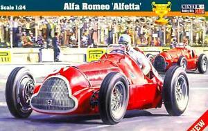 Alfa-Romeo-158-159-Alfetta-1950-1951-F1-Winner-1-24-MISTERCRAFT