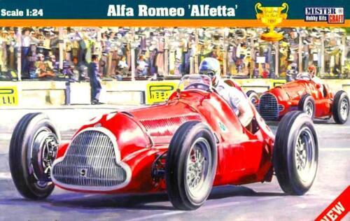 Alfa Romeo 158//159 Alfetta 1950//1951 F1 Winner 1//24 MISTERCRAFT