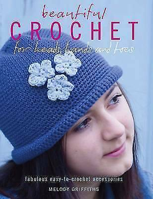 Beautiful Crochet for Heads, Hands and Toes-ExLibrary