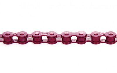 "Taya Chain 410H 1-Speed 1//2/"" x 1//8/"" Single Speed 112 Link Silver"
