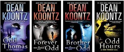 Odd Thomas Series Paperback Collection Set by Dean Koontz Brand New!