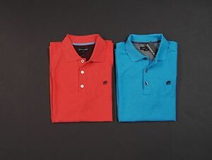 20717c5b BANANA REPUBLIC Classic Fit Cotton Blend Signature Pique Polo Shirts ...