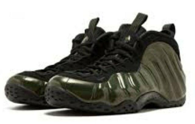 Nike Air Foamposite One 1 314996 301 Legion Green Black DS Size 11