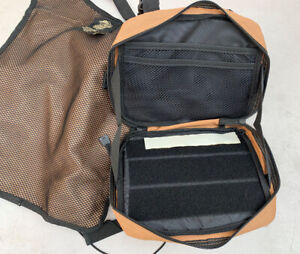Belle White River Fly Fishing Pack Gilet-carry Plus, Attraper Plus De Poissons-afficher Le Titre D'origine Une Performance SupéRieure
