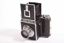 Reflex-Korelle medium format camera with Victar f/2.9 - 75mm.