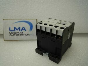 EATON-KLOCKNER-MOELLER-DILEM-01-G-24VDC-CONTACTOR-NEW