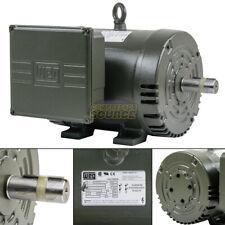 5hp Single Phase Electric Motor Air Compressor Duty 184t Frame 34503500 Rpm Weg