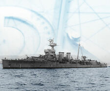 Model Boat Plans 1/96 Scale C-class light cruiser HMS Curacoa Full Size Printed