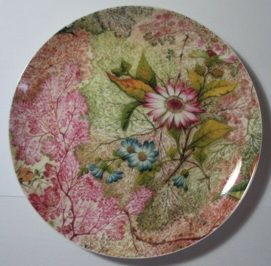 MAXWELL & WILLIAMS WILLIAM KILBURN--DAYDREAM PLATE  20CM GB WK04520 MIB