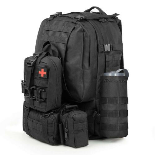 Bag Only Tactical MOLLE Rip Away EMT Medical First Aid IFAK Pouch Utility Bag