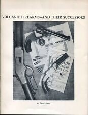Volcanic Firearms and Their Successors 1974 SC Book