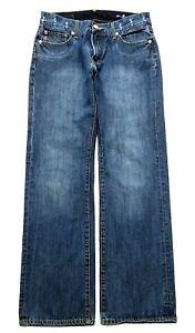 Medium Wash 30x31 Premium Cut Blue Boot Seven Taille 7 Jean Womens qPIOwxFZE