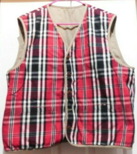 Tommy Hilfiger Men's size Large Reversible VEST K… - image 1