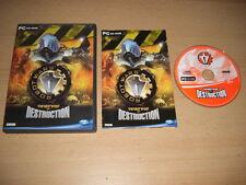 Robot wars-Arenas de destrucción PC CD ROM Rápido Post
