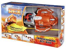 Generator Rex Transforming Rex Ride Vehicle W/FIGURE TOY NEW