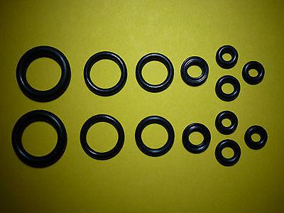 Exploded View /& Guide Crosman 130 137 Pistol O-Ring Seal Reseal Repair Kit