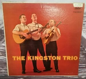 The-Kingston-trio-LP-Record
