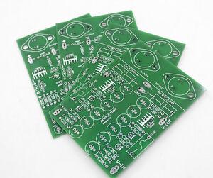 DIY KIT One pair NCC200 Power amplifier kit base on UK NAIM NAP250 //135 amp