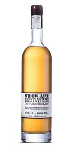 Widow Jane 10 Year Old Oak & Applewood Rye Whiskey 750ml