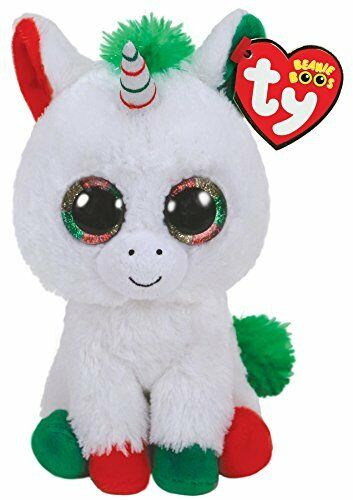 Ty Beanie Boos Candy Cane Large 16  Tall Christmas Limited Edition New 2018