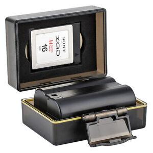 Multi-Function-Battery-Memory-Card-Case-Fits-Nikon-En-El15-Battery-61X41X23Mm