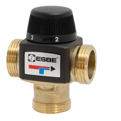 26438 Valve Mixing Mixer Thermostatic ESBE Vta 372 1/'/' M 30-70°C