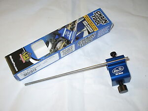 Yamaha Chain Alignment tool, by Motion Pro