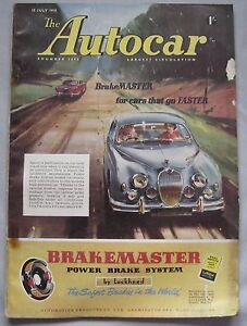 Autocar-magazine-18-6-1958-featuring-MGA-Twin-Cam-road-test