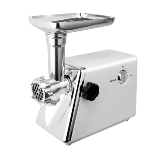 2800W Electric Meat Grinder Home Kitchen Max Stainless Steel Maker Kit White US