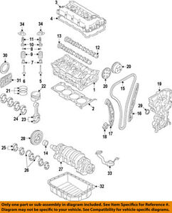 engine oil diagram hyundai oem 15 18 elantra engine oil pan 215102e023 ebay motor oil diagram elantra engine oil pan 215102e023
