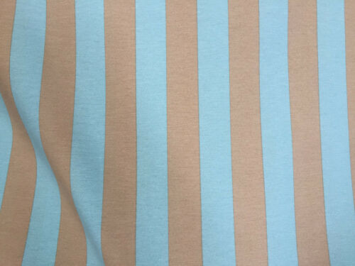 Striped Fabric Sofia Black 4cm Stripes Curtain Upholstery Material 140cm wide