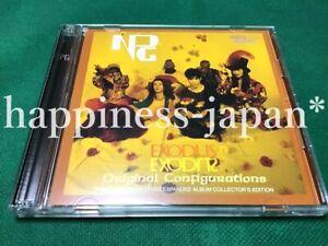 Prince-NPG-Exodus-Original-Configurations-New-Power-Generation-CD-2-Disc-F-S