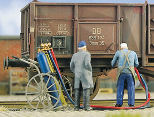 Weinert-Schweissgeraetewagen-Nr-3383-Bausatz-fuer-H0-NEU