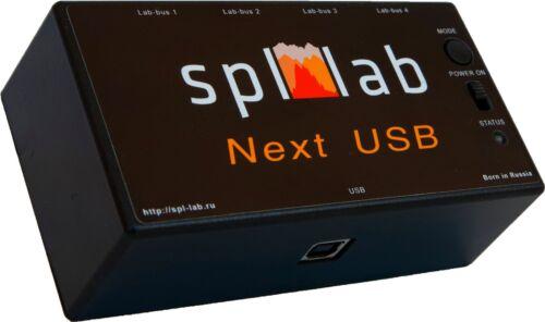 SPL-Lab Next-USB 1 Sensor Kit SPL dB RTA AC Power Measuring system