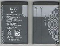 Battery For Nokia Bl5c 1616 X2-01 5130 Xpress Music E50,e60,n70,n71 2700