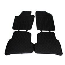 VW Polo V Skoda Fabia III Seat Ibiza V Gummimatten Fußmatten Satz