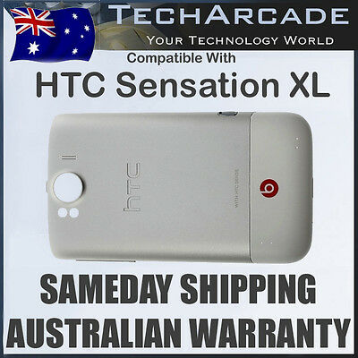 HTC Sensation XL G21 X315E Back glass Rear Housing Battery Cover Case + Tools