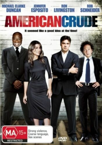 1 of 1 - American Crude (DVD, 2009) Ex Rental