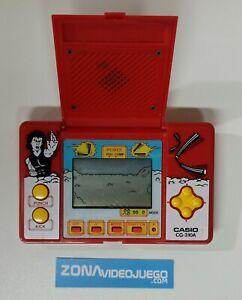 Juego electronico LCD, Kung-fu Fight, Casio. NO FUNCIONA. SIN GARANTIA.