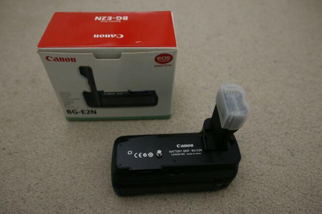 Canon Battery Grip BG-E2N for Canon 20D, 30D, 40D, 50D (Japan) - Excellent